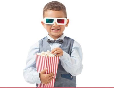 Noleggio macchina popcorn professionale