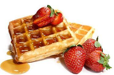 Noleggio macchina waffle professionale