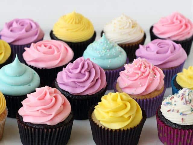 muffin per compleanni bambini