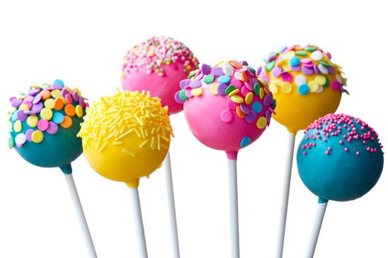 cake pops per festa di compleanni bambini