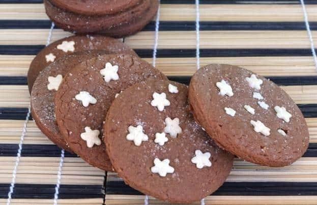 la ricetta dei pan di stelle per il bimby