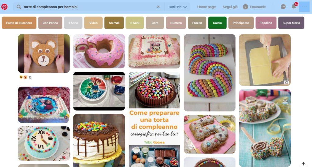 idee di torte di compleanno su pinterest