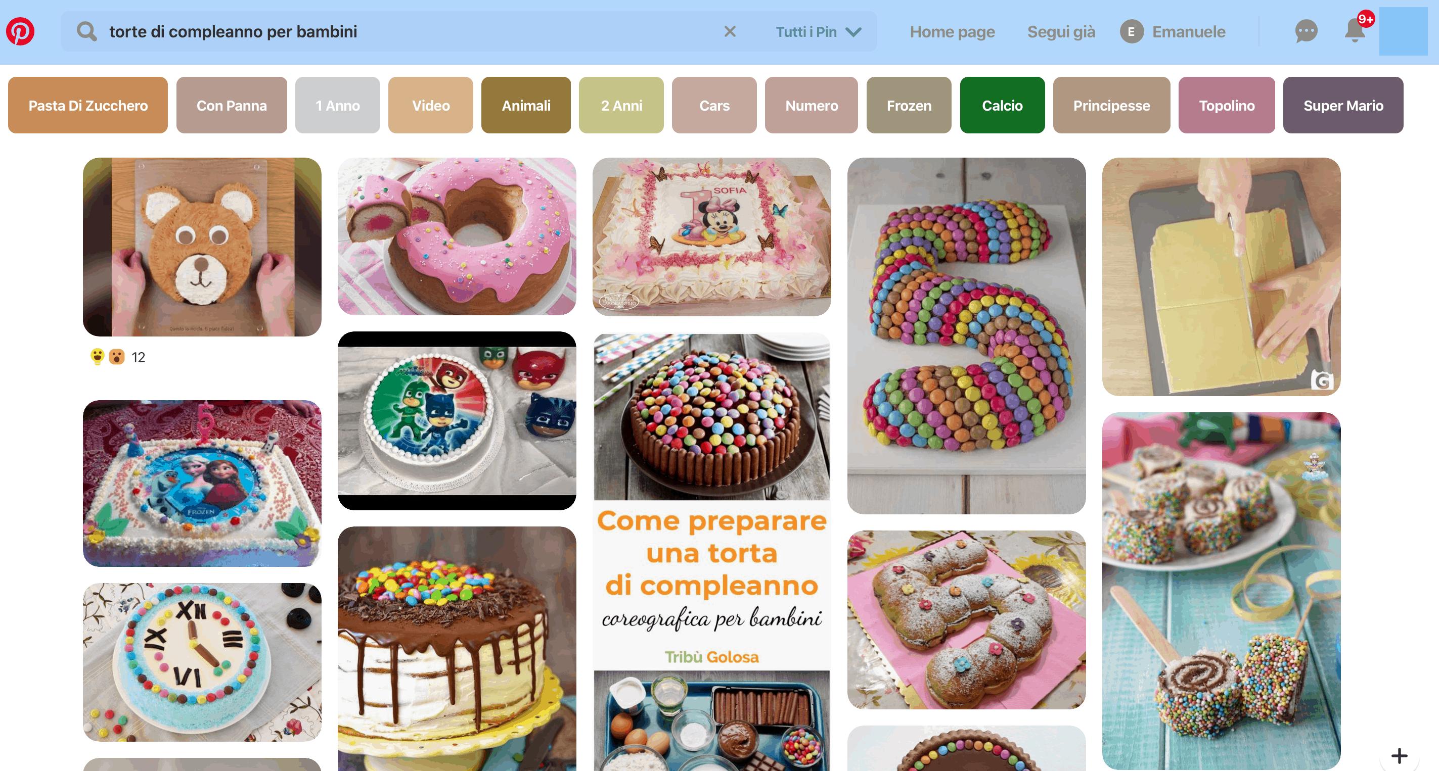 Idee Per Decorare Una Torta i 5 migliori dolci per la festa di compleanno dei bambini