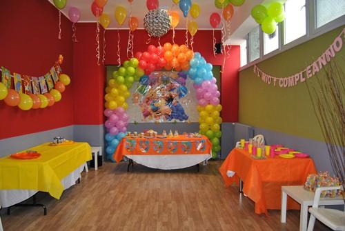 sale feste bambini