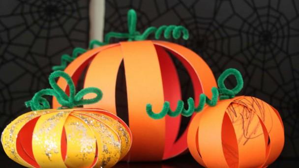 Lavoretti per bambini a tema Halloween