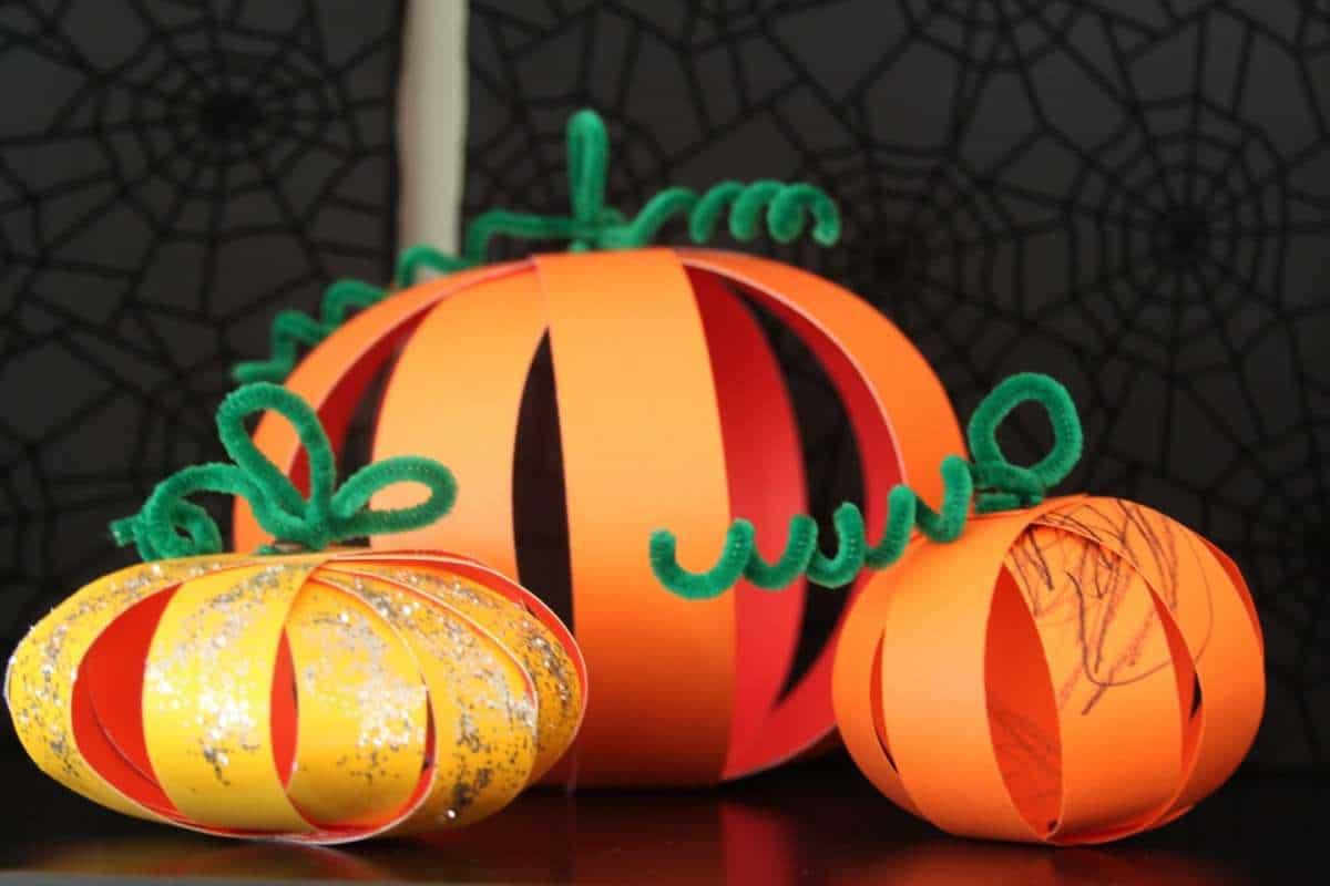 Conosciuto Lavoretti per bambini a tema Halloween UY43