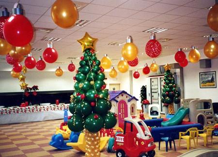 Festa per bambini a tema natale for Decorare stanza natale