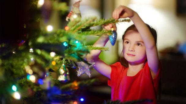 La leggenda dell'albero di Natale per i bambini