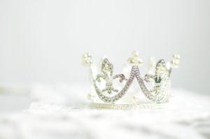 corona principessa bambini