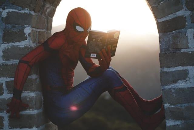spiderman auguri
