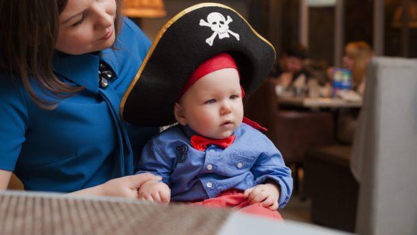 Come organizzare una festa a tema pirati