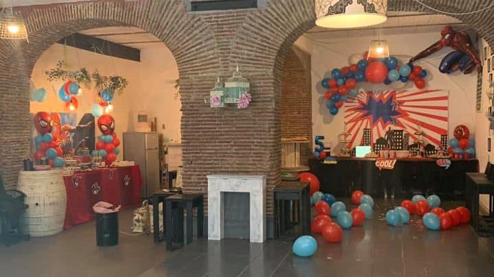 location sala feste castelli romani il salone rampante