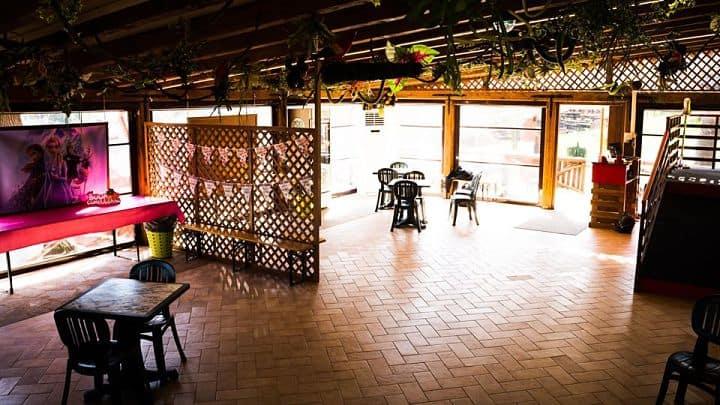 location sala feste castelli romani parco catone adventure sala