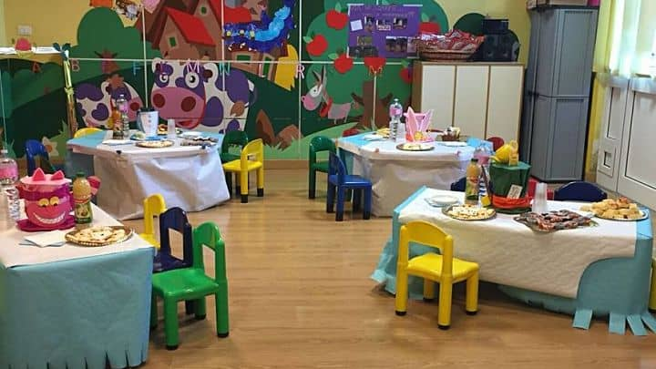 location sala feste latina gioca & crea