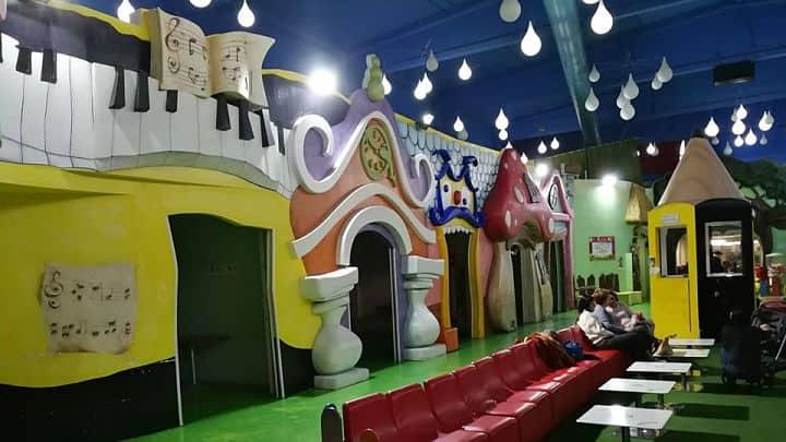 location sala feste latina tobiland