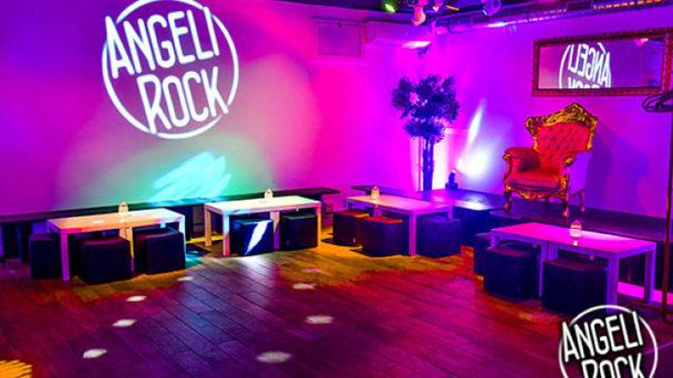 location sala feste roma centro angeli rock sala