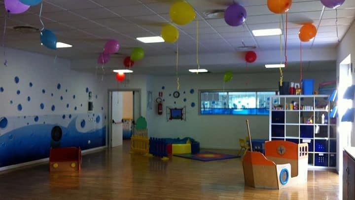 location sala feste roma centro aquaniene kids
