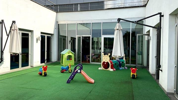 location sala feste roma centro aquaniene kids terrazza