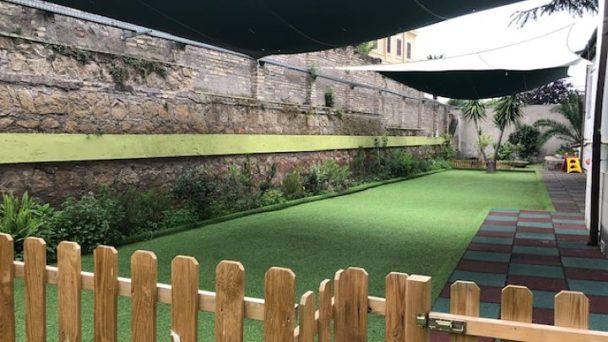 location sala feste roma centro asilo nido per fare un fiore giardino