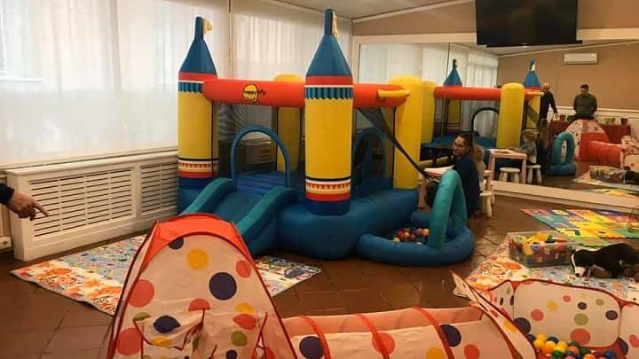 location sala feste roma centro circolo tennis belle arti area baby