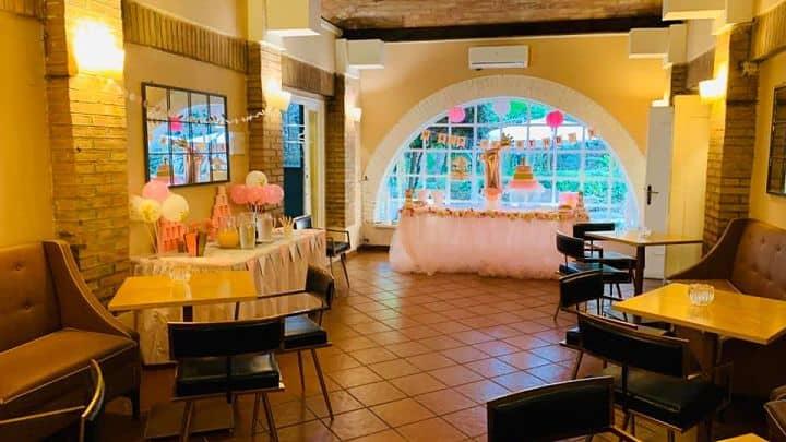 location sala feste roma centro circolo tennis belle arti