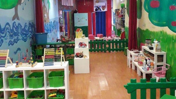location sala feste roma centro il giardino dei monelli