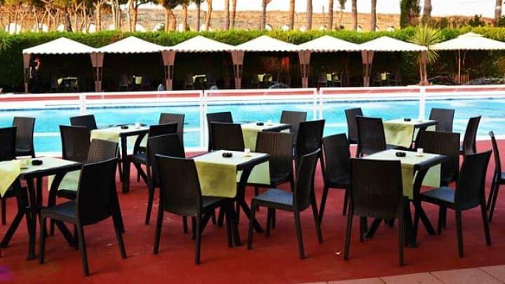 location sala feste roma est appio claudio tennis club piscina