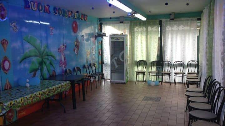 location sala feste roma est cartoon park