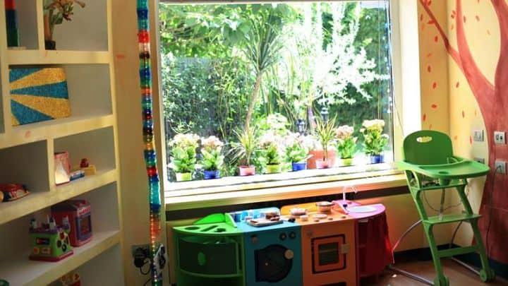 location sala feste roma nord asilo nido il giardino di lilù