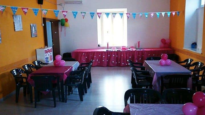 location sala feste roma ovest giocolandia