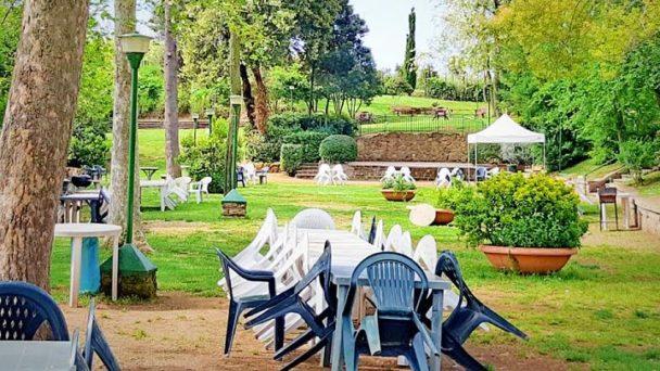 Parco delle Mimose