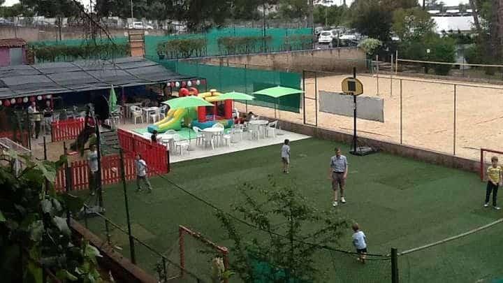 location sala feste roma ovest tennis club kipling