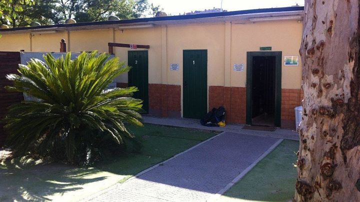 location sala feste roma roma sud Spinaceto 70 spogliatoi