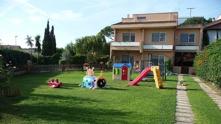 location sala feste roma sud asilo nido guarda come dondolo giardino