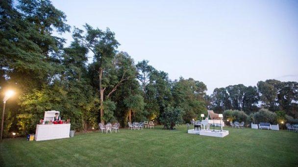 location sala feste roma sud casale 500 giardino