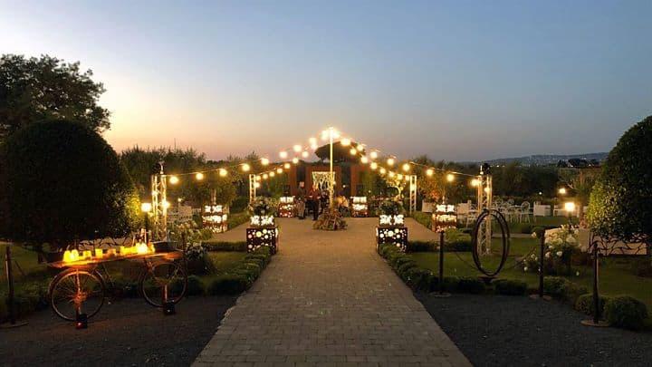 location sala feste roma sud casale 500