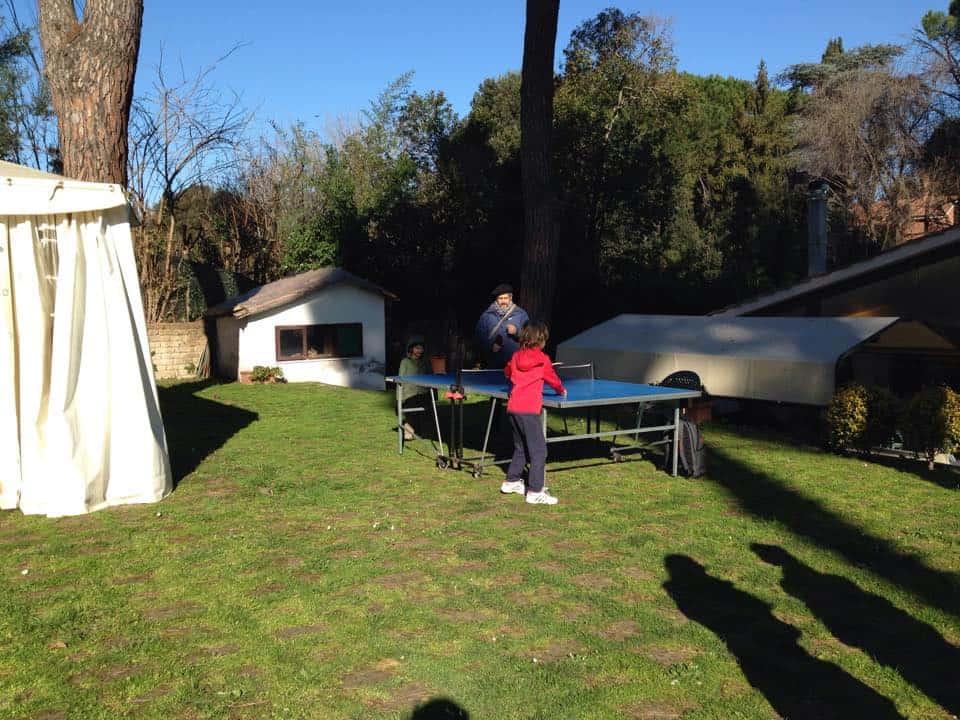 Ping pong Quo Vadis Sporting Club