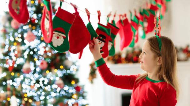 Decorazioni natalizie da fare con i bambini: tutorial