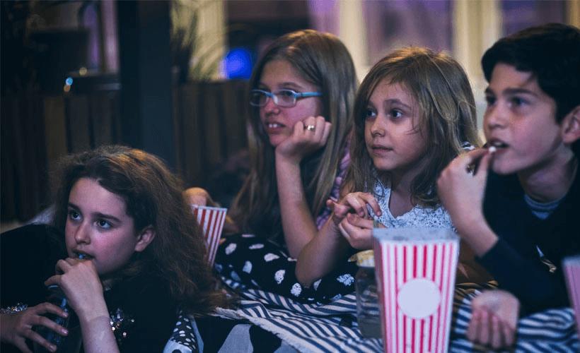 Film di Halloween per bambini
