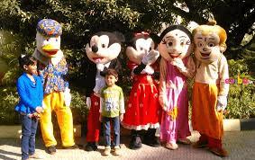 Le Mascotte: il miglior intrattenimento per i bambini. Scopri tutto su di loro!