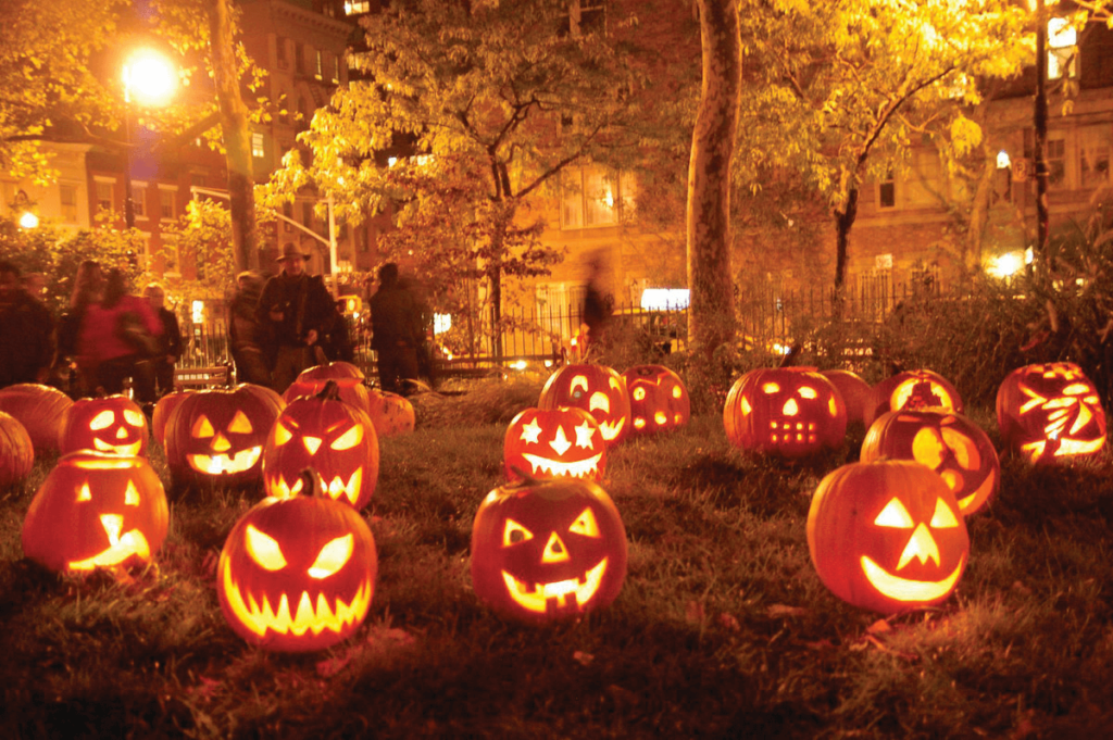 Festa halloween per bambini