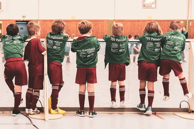 Giochi sportivi: i giochi di squadra