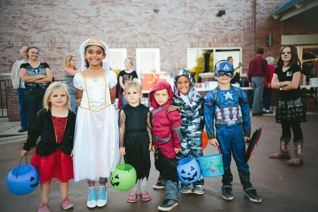 Travestimenti halloween bambini