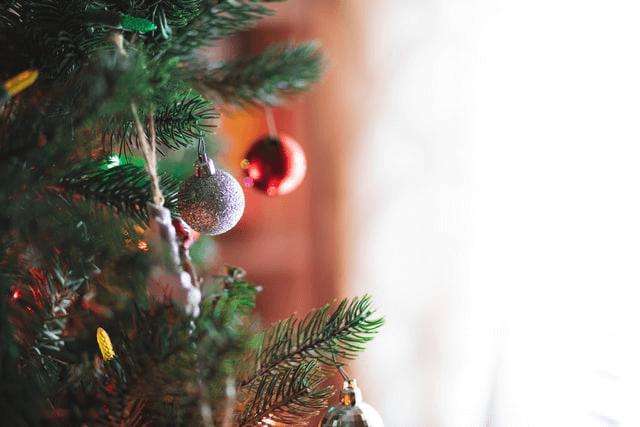 Decorazioni di Natale: allestimento per la festa