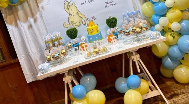 Buffet di Winnie the Pooh