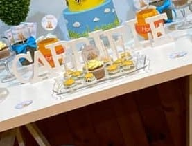 Cake Pops di Winnie the Pooh