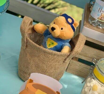 Peluche di Winnie the Pooh