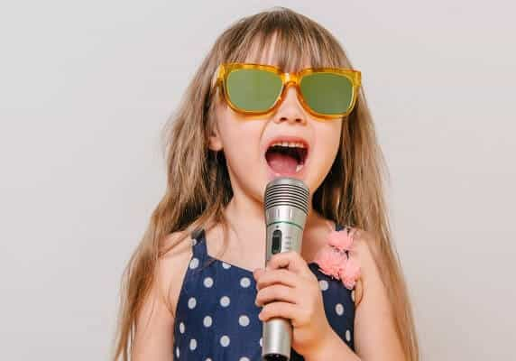 Festa a tema Karaoke per bambini