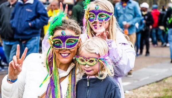 Maschere di Carnevale da fare con i bambini
