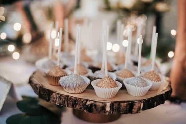 Cake Pops Minions gialli